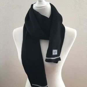 Coach Knit Scarf